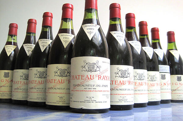 Вино Chateauneuf-du-Pape