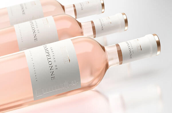Вино Chateaude Pampelonne Rose