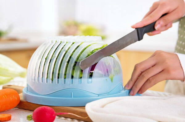 Прилад 60 Second Salad Maker