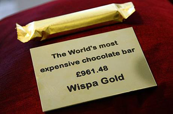 Wispa Gold Chocolate $1 628