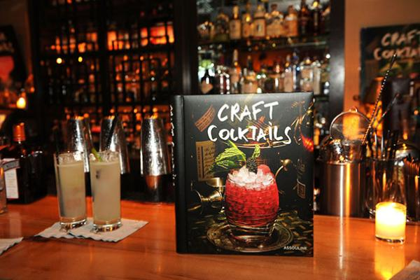 "Книга ""The Craft of The Cocktail"" Дейла Дегроффа"
