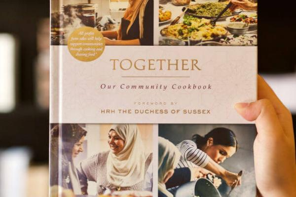 Книга Together: Our Community Cookbook